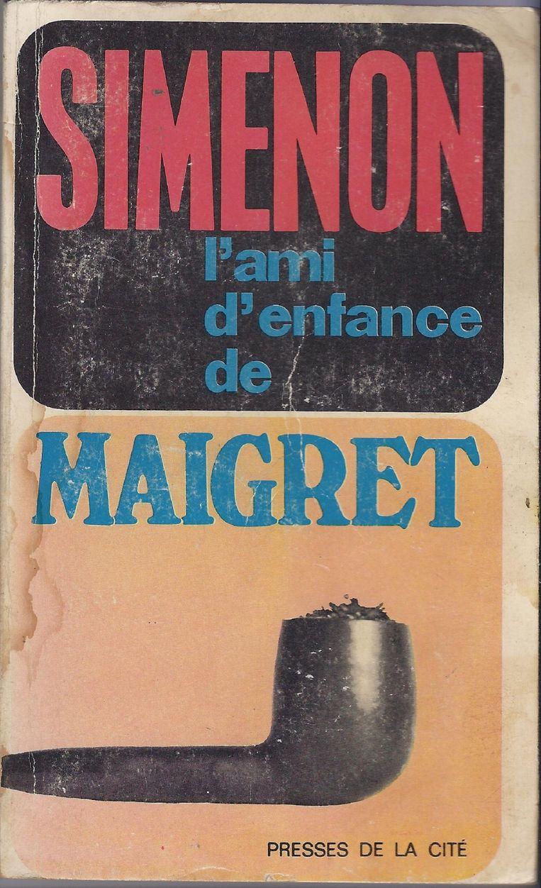 Maigret. Beeld Boekcover