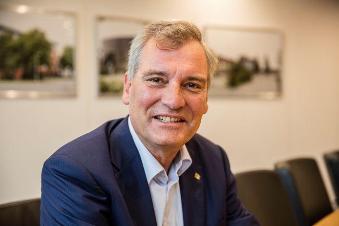 Eric van Schagen bij Simac in Veldhoven. De Ondernemer Teamwork
