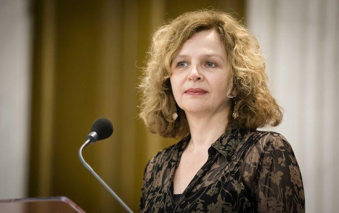 Informateur Edith Schippers geeft een toelichting op het vastlopen van de formatiegesprekken.