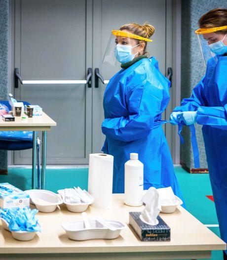 Geen nieuwe sterfgevallen in Twente door corona; ook besmettingscijfer daalt