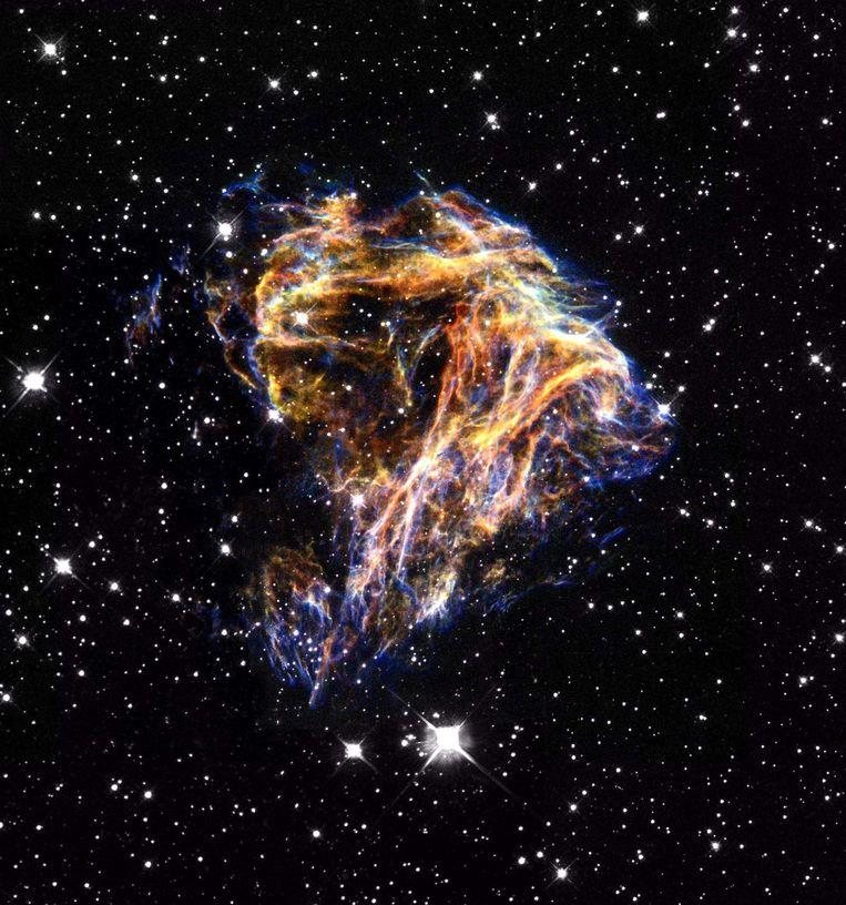 Dwergsterrenstelsel op ramkoers met Melkweg: zal kosmische