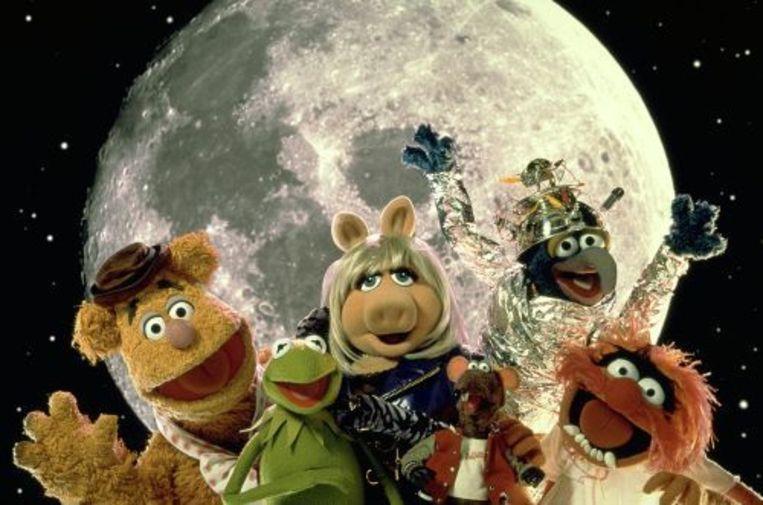De Muppets hebben een eerbetoon aan de popgroep Queen gebracht. ANP Beeld