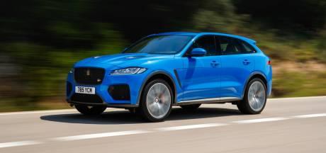 Power-SUV met manieren; rijden met de 550 pk sterke Jaguar F-Pace SVR