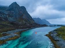Kitesurfer Roderick Pijls vaart CO2-neutraal naar Noorwegen voor dé foto van het noorderlicht