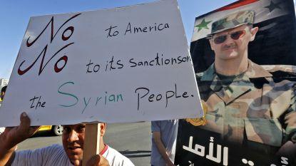 VS leggen Syrië zwaarste sancties op tot dusver