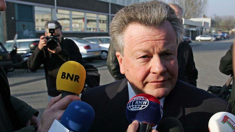 David Moskowic in 2007 Beeld anp