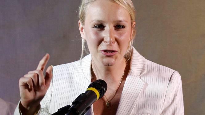 Le nom du vrai père de Marion Maréchal Le Pen révélé