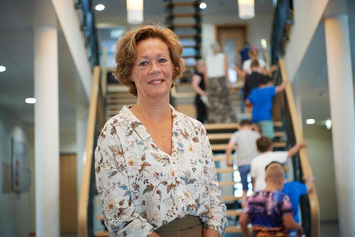 Directeur Petra Pashouwers van De Wissel en Hub in Veghel: ,,Van schotten tussen speciaal basisonderwijs en speciaal onderwijs willen we zoveel mogelijk af.''