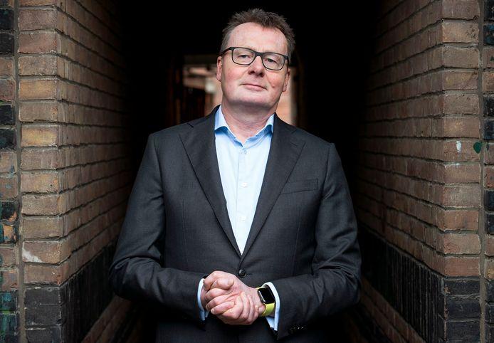 Roland Pierik, hoogleraar UvA en lid van de Gezondheidsraad.