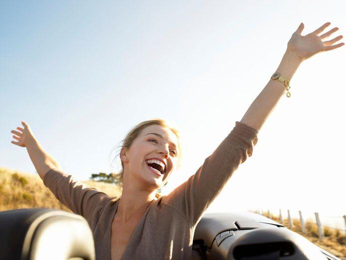 Fake it until you make it: doen alsof je blij bent kan je soms ook blijer maken.