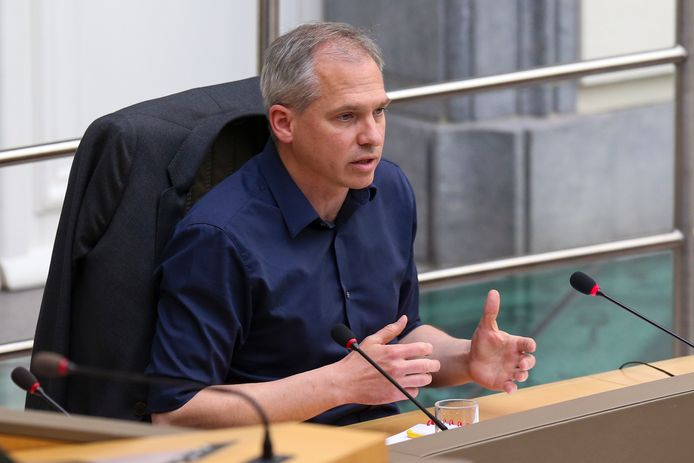 Vlaams minister van Financiën, Matthias Diependaele