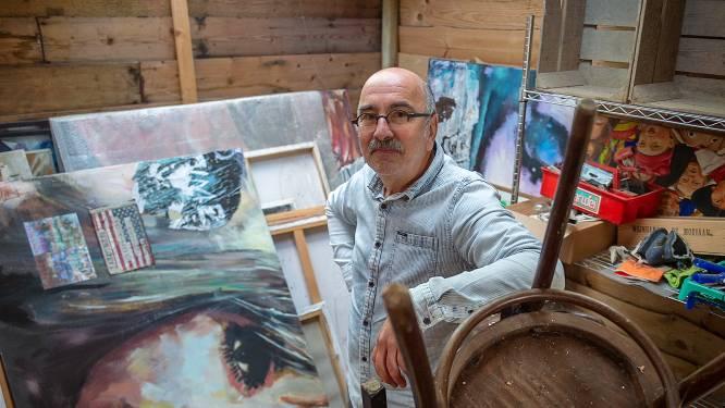 Multitalent Fred de Ron: 'Bovenin gonst, vonkt en knettert het voortdurend'