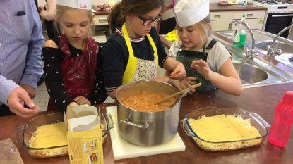 Jeugdige kookworkshops leveren 259 euro op voor Rode Neuzen Dag
