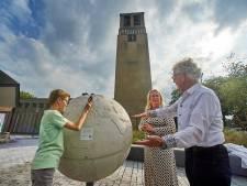 Odiliapeel viert een infrastructureel feestje en een nieuw monument maakt het helemaal compleet