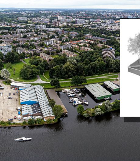 Natuurclubs Zwolle over bouwplannen Zwarte Water: 'Parkeergarage als waterberging? Dan heb je 't niet begrepen'