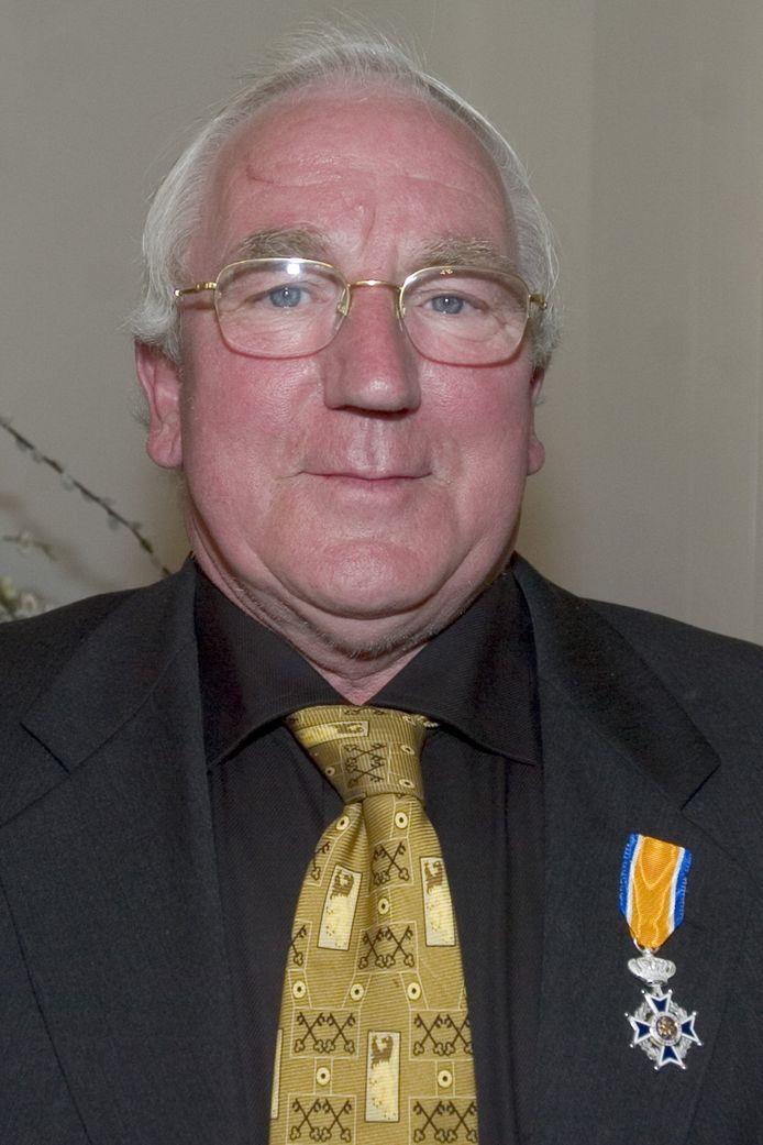 In 2006 werd Rinus Ligtvoet koninklijk onderscheiden.