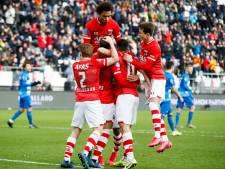 AZ begint na penaltyfestijn met winst op PEC Zwolle aan sleutelweek