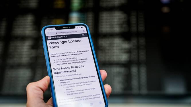 """""""Geef vrachtwagenchauffeurs vrijstelling voor Passenger Locator Form"""""""