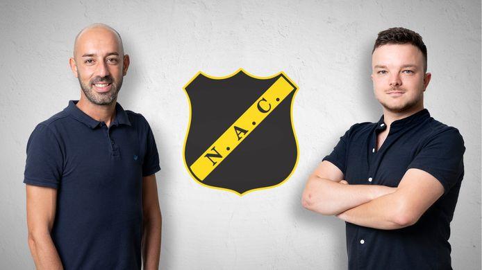NAC-clubwatchers Yadran Blanco en Dennis Kas