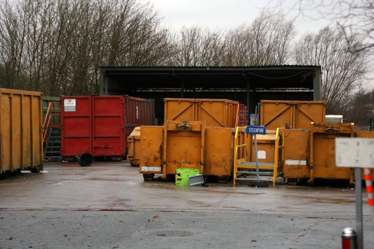 Containerpark.