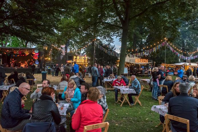 Blije Bietjes festival Harderwijk in 2017