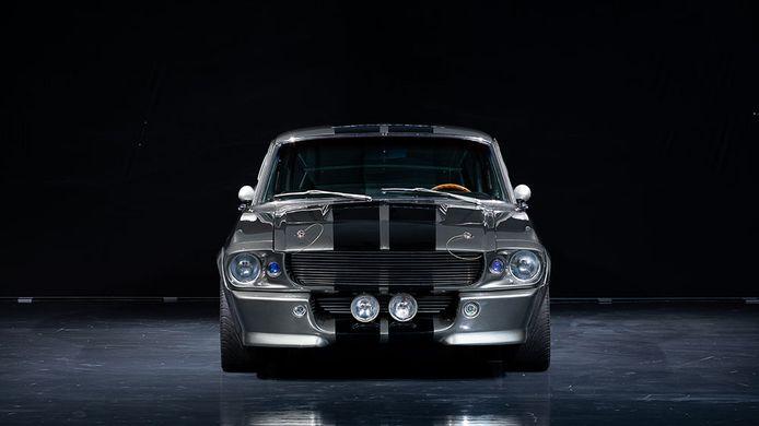 De Ford Mustang Eleanor uit 'Gone in 60 Seconds'