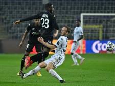 Anderlecht moeizaam naar halve finales beker