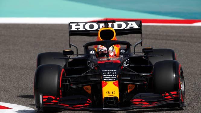 Max Verstappen is snelste in eerste oefenritten voor GP van Bahrein