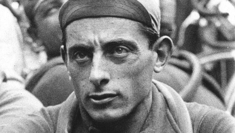 Fausto 'Il Campionissimo' Coppi Beeld afp