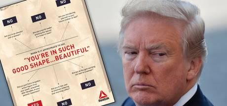 Reebok scoort Twitterhit met terechtwijzing Donald Trump