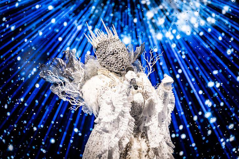 The Masked Singer. Beeld VTM
