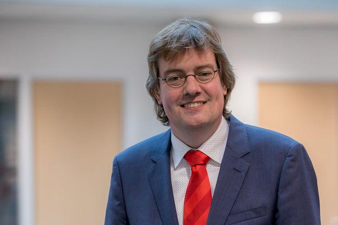 Wethouder Daniël Joppe (Schouwen-Duiveland)