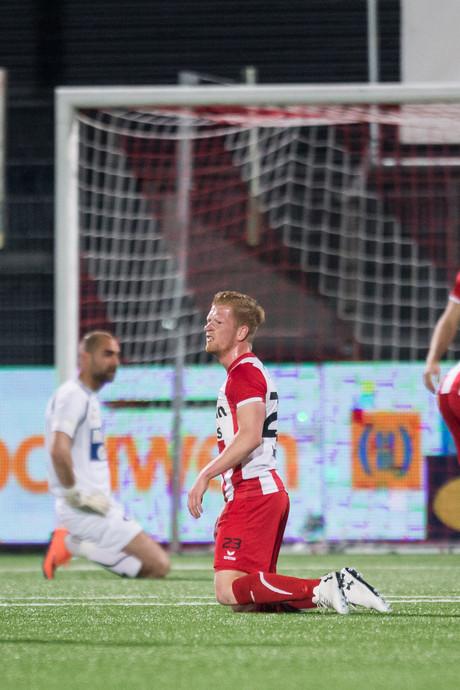 Eindrapport FC Oss: verdediging is achilleshiel