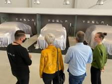 Twee jaar wachten op je nieuwe Tesla: 'Ik reed vanmorgen heel zenuwachtig naar Tilburg'