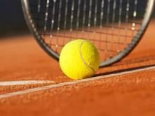 Einde aan ongeslagen reeks van tennissters van De Schelde