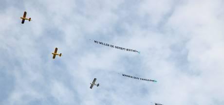Supporters Vitesse boos over 'onbegrijpelijke' aanmoedigingsactie voor aartsrivaal NEC