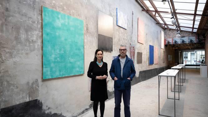 """""""De dialoog tussen perfectie en imperfectie maakt onze expo spannend"""": koppel kunstenaars stelt zowel juwelen als schilderijen tentoon"""