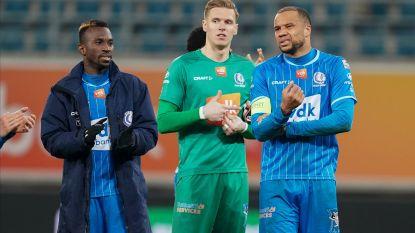 """Vadis Odjidja (AA Gent) merkte het gemis van sterkhouders op tegen Anderlecht: """"We misten automatismen"""""""