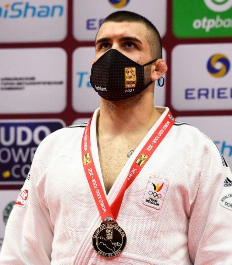 Nikiforov décroche le bronze en Géorgie