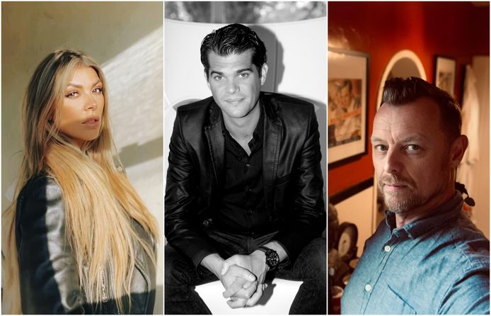 Astrid Roelants, Laurens Nuyens en Maxime Brulein