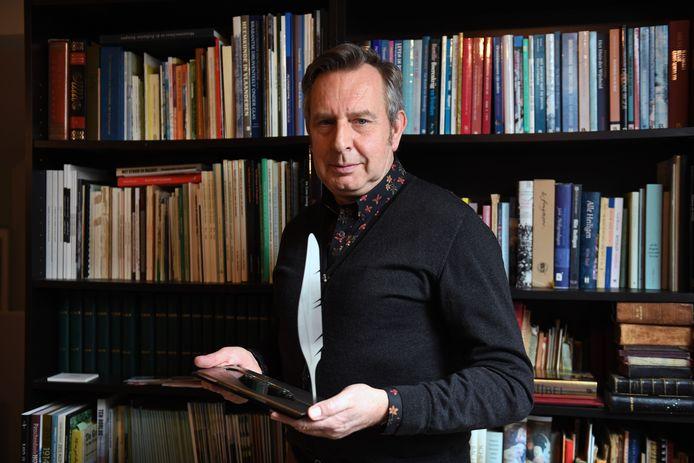 Frank Ruttens is de winnaar van de Cultuurprijs Maurits Wynants 2020.