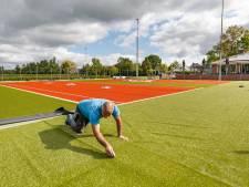 Hasselters tennissen op 'eigen' kunstgras