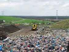 Mega-operatie op Kragge II bij Bergen op Zoom en Heerle: Attero maakt afvalbuffer van 20.000 ton leeg