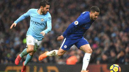 Manchester City wint met kleinste verschil tegen waanzinnig slecht Chelsea