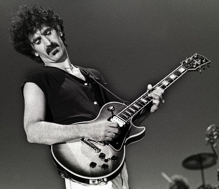Frank Zappa Beeld Redferns