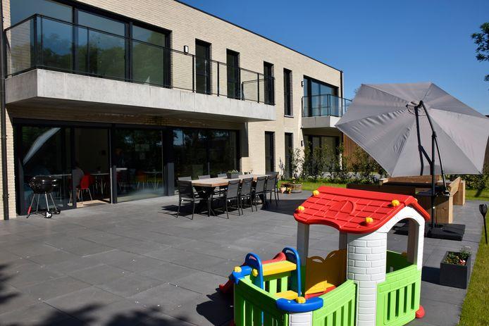 De assistentiewoningen van het project 'De Veiling' in Hoogstraten zijn opgeleverd.