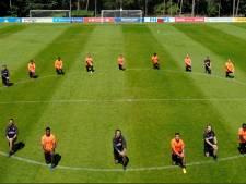 'Blackout Tuesday': voetbalclubs en KNVB keren zich tegen racisme