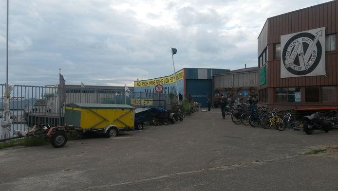 De Vloek aan de Hellingweg in Scheveningen moet, als het aan de gemeente ligt, plaatsmaken voor een topzeilcentrum.