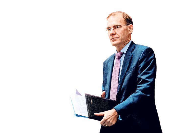 Staatssecretaris van Financiën Menno Snel Beeld ANP