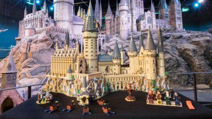 Harry Potter fans, opgelet! Lego komt met bouwset van Zweinstein